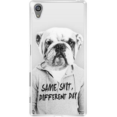 Casimoda Sony Xperia Z5 hoesje - Bulldog