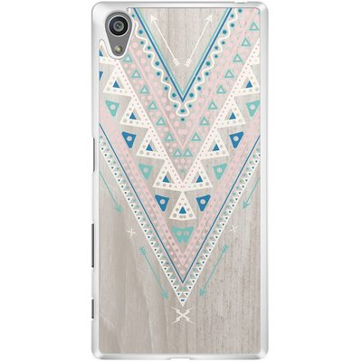 Sony Xperia Z5 hoesje - Arrow wood