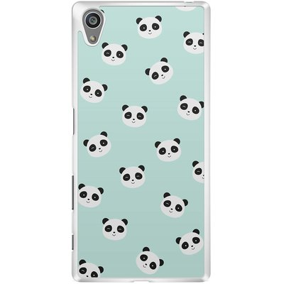 Casimoda Sony Xperia Z5 hoesje - Panda's