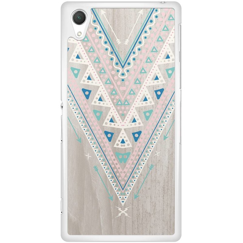 Sony Xperia Z2 hoesje - Arrow wood