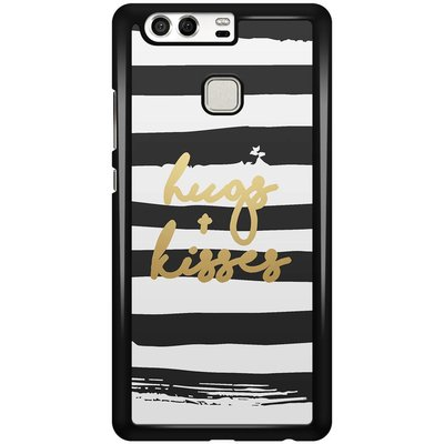 Casimoda Huawei P9 hoesje - Hugs & kisses