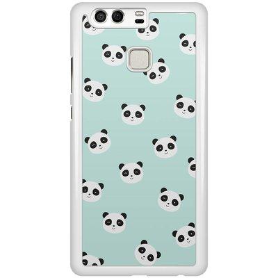 Casimoda Huawei P9 hoesje - Panda's