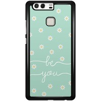 Casimoda Huawei P9 hoesje - Be you