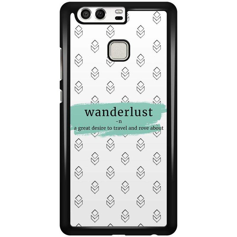 Casimoda Huawei P9 hoesje - Wanderlust