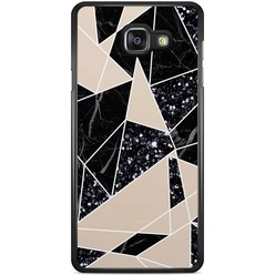 Samsung Galaxy A5 2016 hoesje - Abstract painted