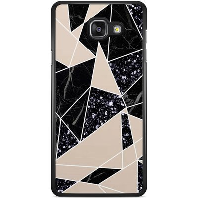 Casimoda Samsung Galaxy A5 2016 hoesje - Abstract painted