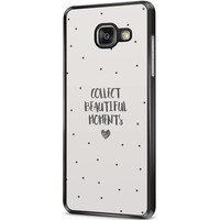 Casimoda Samsung Galaxy A5 2016 hoesje - Collect beautiful moments
