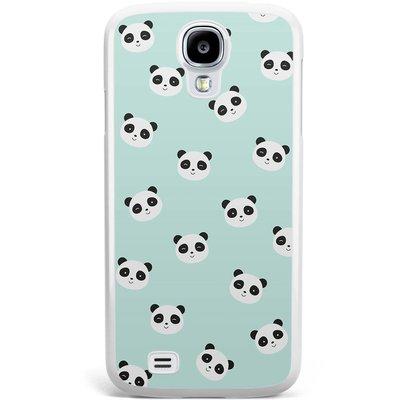 Casimoda Samsung Galaxy S4 hoesje - Panda's