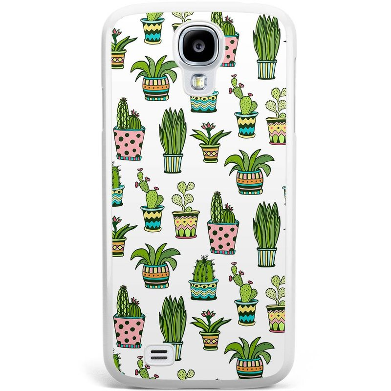Samsung Galaxy S4 hoesje - Cactussen