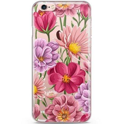 Casimoda iPhone 6/6s hoesje - Flowerbomb