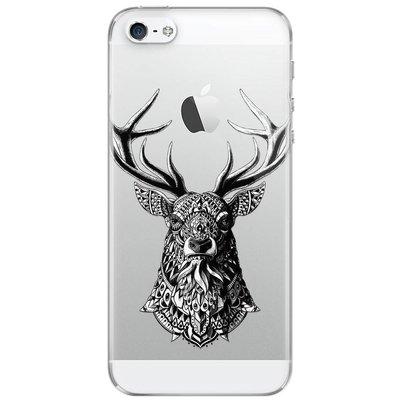 Casimoda iPhone 5/5s/SE hoesje - Rendier