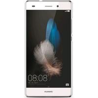 Huawei P8 Lite hoesje - Floral wood