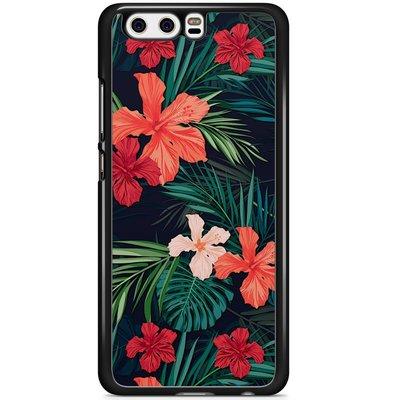 Casimoda Huawei P10 hoesje - Flora