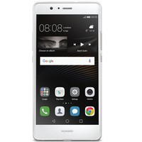 Casimoda Huawei P9 Lite transparant hoesje - Marblous
