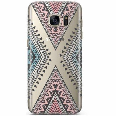 Casimoda Samsung Galaxy S7 transparant hoesje - Desert dream