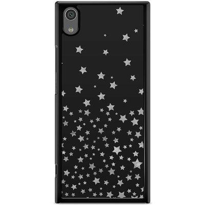 Casimoda Sony Xperia XA1 hoesje - Falling stars