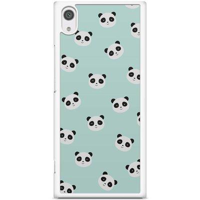 Casimoda Sony Xperia XA1 hoesje - Panda's