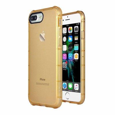 Casimoda iPhone 7 Plus / iPhone 8 Plus schokbestendig hoesje - goud