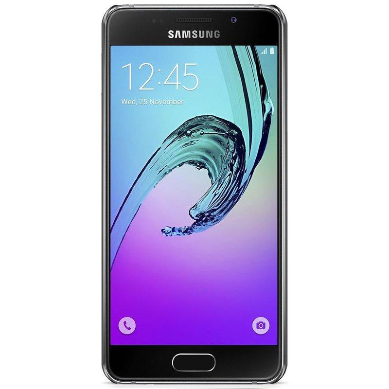 Samsung Galaxy A3 2016 hoesje - Hartjes