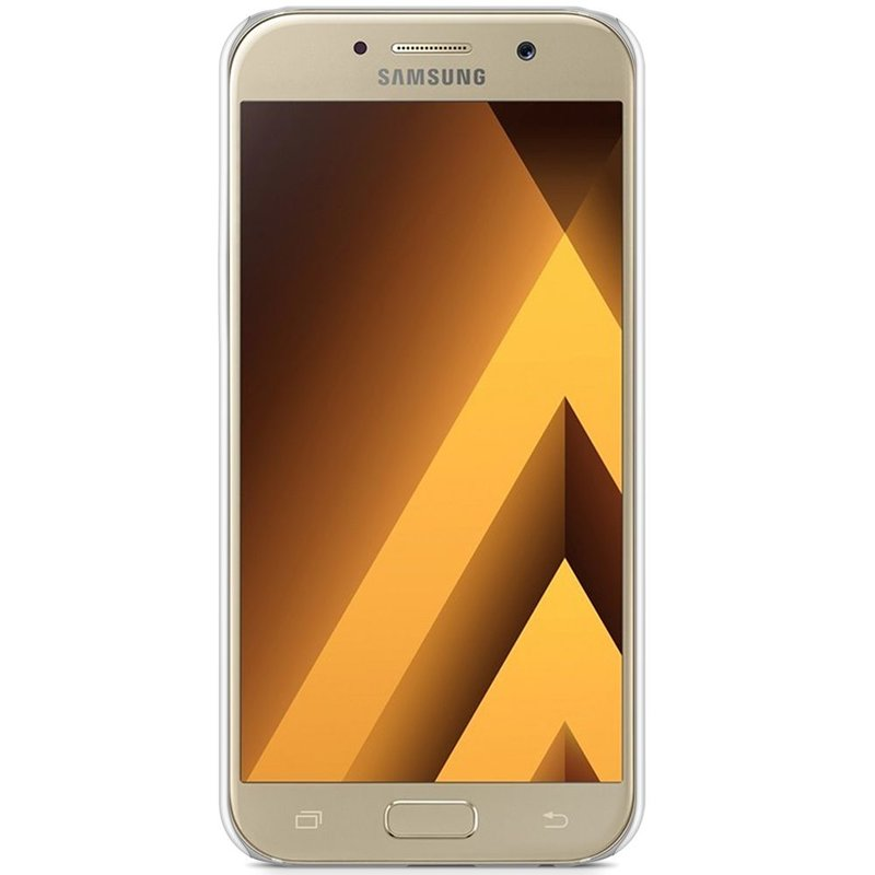 Samsung Galaxy A5 2017 hoesje - Holographic wood