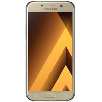 Samsung Galaxy A5 2017 hoesje - Modern wood