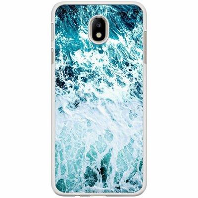 Casimoda Samsung Galaxy J7 2017 hoesje - Oceaan