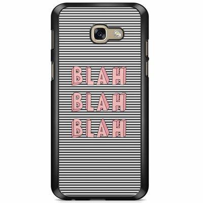 Casimoda Samsung Galaxy A5 2017 hoesje - Blah blah blah