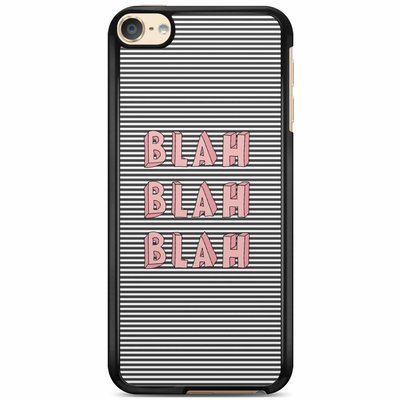 Casimoda iPod touch 6 hoesje - Blah blah blah