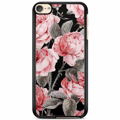 Casimoda iPod touch 6 hoesje - Moody florals