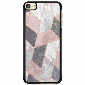 iPod touch 6 hoesje - Stone grid