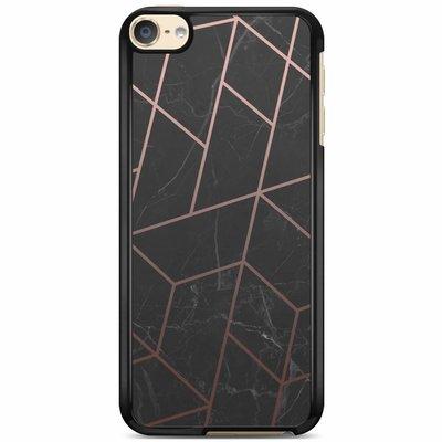 Casimoda iPod touch 6 hoesje - Marble grid