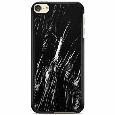 Casimoda iPod touch 6 hoesje - Black marble