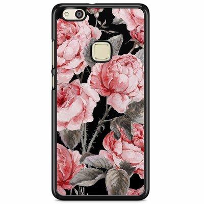 Casimoda Huawei P10 Lite hoesje - Moody florals