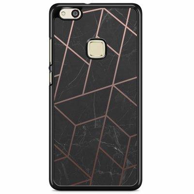 Casimoda Huawei P10 Lite hoesje - Marble grid
