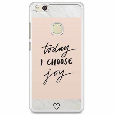 Casimoda Huawei P10 Lite hoesje - Choose joy