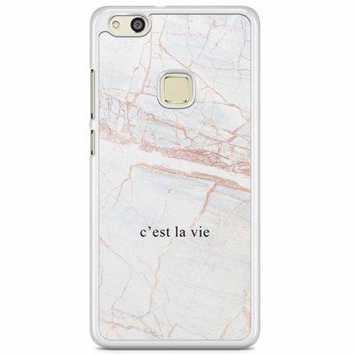 Casimoda Huawei P10 Lite hoesje - C'est la vie