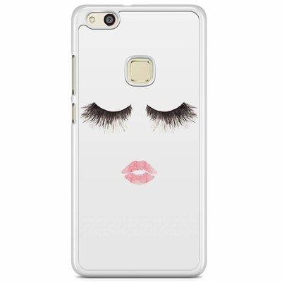 Casimoda Huawei P10 Lite hoesje - Fashion eyelashes