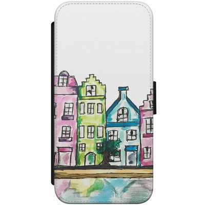 Casimoda iPhone 7/8 flipcase - Amsterdam