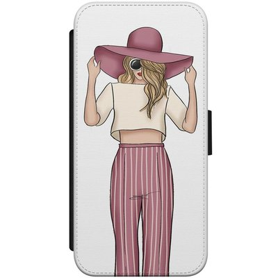 Casimoda iPhone 7/8 flipcase - Summer girl