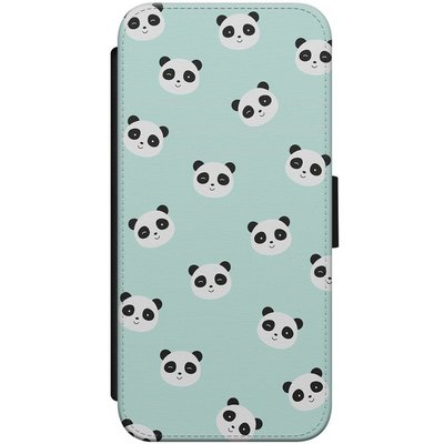Casimoda iPhone 7/8 flipcase - Panda's