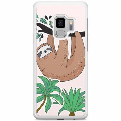 Casimoda Samsung Galaxy S9 hoesje - Luiaard