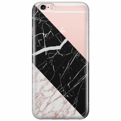 Casimoda iPhone 6/6s siliconen hoesje - Marblous