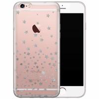 Casimoda iPhone 6/6s siliconen telefoonhoesje - Falling stars