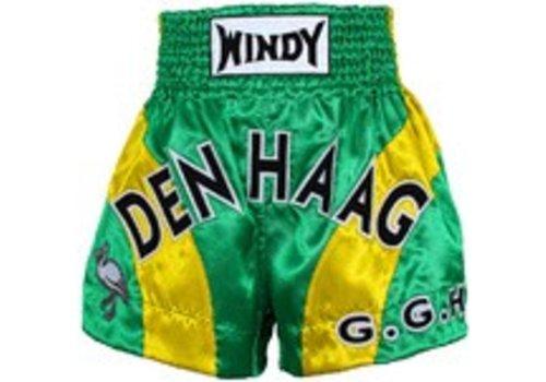 Windy Muay Thai Broek Den Haag