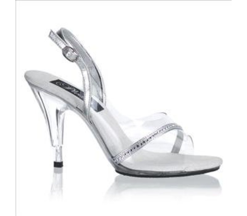 Caress 456 Silver Clear