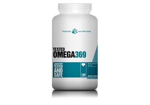 Tested Nutrition Omega 369