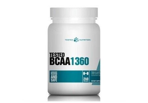Tested Nutrition Tested BCAA 1360