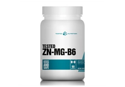 Tested Nutrition Tested ZN-MG-B6
