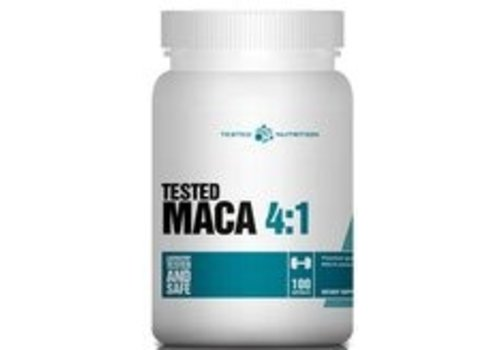 Tested Nutrition Maca 4-1