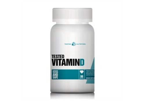 Tested Nutrition Vitamin D